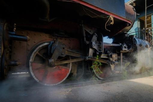 Treno a vapore-1
