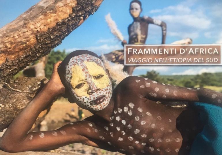 Frammenti d'Africa mostra